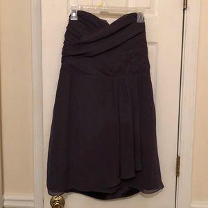 3 FOR $10 EXPRESS STRAPLESS DRESS 12